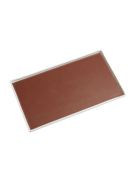 Singular Square tray, Brown M