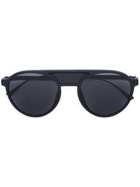 Damson aviator sunglasses