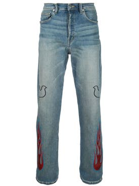 Lost Daze - Dove Flame Jeans - Men