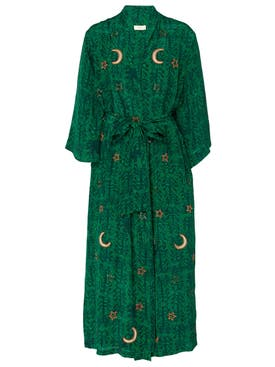Chufy - Kaf Long Robe - Women