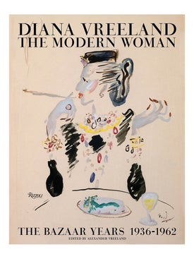 Rizzoli - Diana Vreeland: The Modern Woman: The Bazaar Years, 1936-1962 - Home