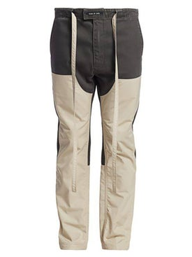 Fear Of God - Double Front Work Pant Neutral - Men