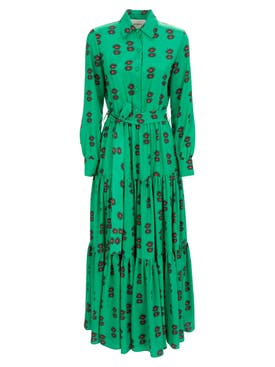 La Doublej - Floral Bellini Maxi Dress - Women