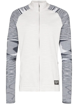adidas x Missoni White PXH Striped Jacket