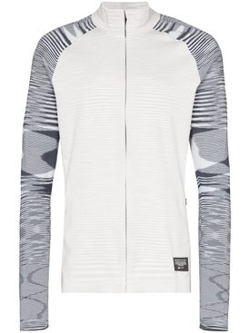 Adidas - Adidas X Missoni White Pxh Striped Jacket - Men