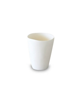 Resin cup WHITE