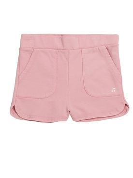 small cherry logo shorts 6A PINK