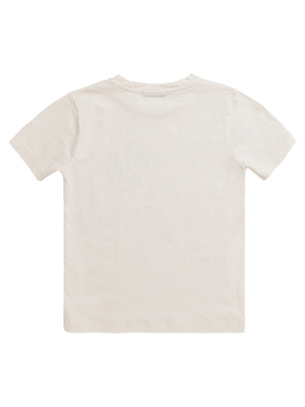 8Y Wild Boy print T-shirt NEUTRAL