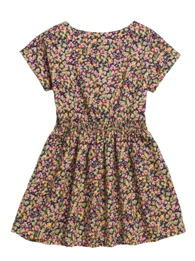 6Y Louise floral print dress MULTICOLOR