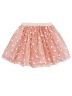 Heart Lucette skirt PINK