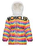 Moncler Genius - 0 Moncler Richard Quinn Mia Rainbow Jacket - Women