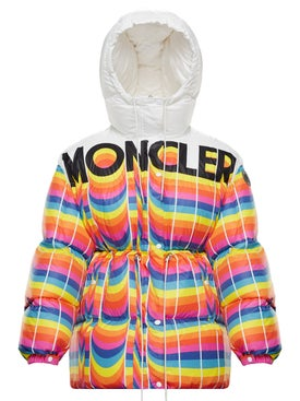 Moncler Genius - 0 Moncler Richard Quinn Mia Rainbow Jacket - Women