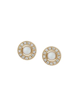Anissa Kermiche - Pearl Embellished Earrings - Women