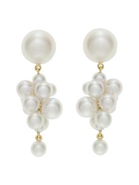 Botticelli earrings
