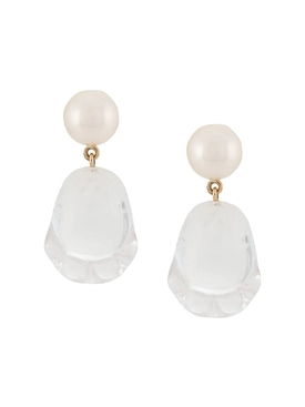 Venus Verre drop earrings