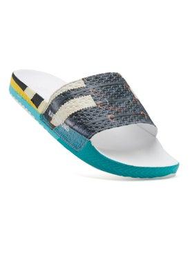 Adidas By Raf Simons - Adidas X Raf Simons Samba Adilette Slides - Sandals