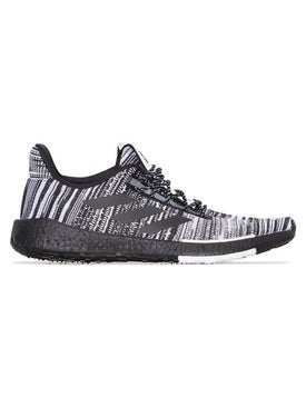 Adidas - Adidas X Missoni Black And Grey Pulseboost Knit Sneakers - Men