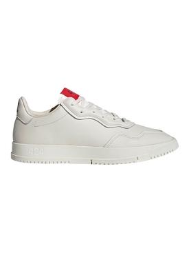 adidas x 424 SC PREMIERE white sneakers