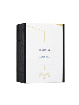 Addiction Eau de Parfum Travel Set 7.5ml x 5
