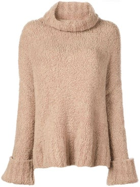 Adam Lippes - Beige Roll Neck Sweater - Men