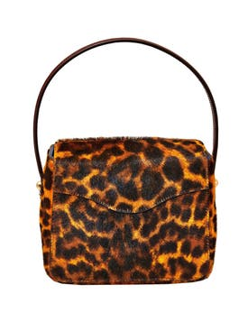 Edie Parker - Leopard Hot Box Bag - Women