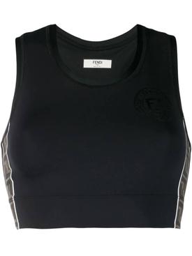 Fitness Fendirama Bassiere BLACK