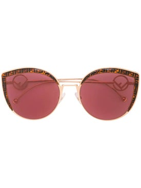 Fendi - Ff Cat-eye Sunglasses - Sunglasses