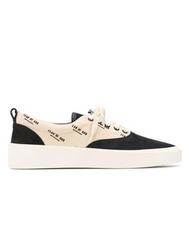 Fear Of God - Two-tone Logo Sneakers - Men