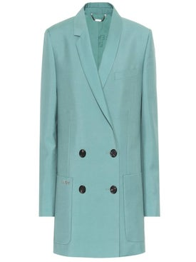 Fendi - Aquamarine Blazer - Women