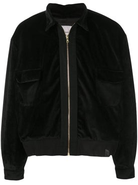 Nasaseasons - No Pictures Velvet Bomber - Men