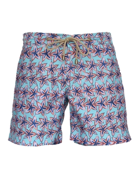 Thorsun - Titan Leaf Swim Shorts - Men