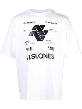 Marcelo Burlon County Of Milan - Graphic T-shirt - Men