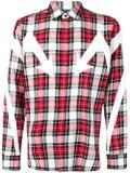 Neil Barrett - Checkered Shirt - Men