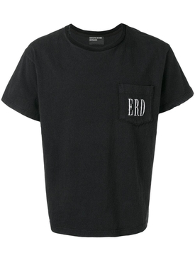Enfants Riches Deprimes - E.r.d Logo Pocket Shirt - Men