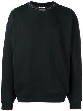 Acne Studios - Flogho Sweater Black - Men