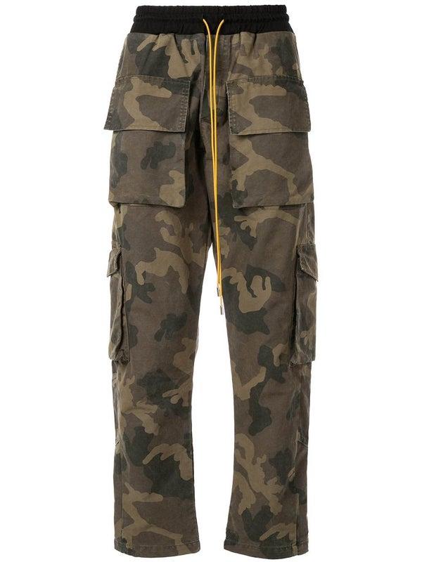c4ddfc4c27 Rhude - Rifle Camo Cargo Pants - Men