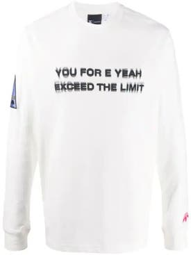 Adidas Originals By Alexander Wang - Exceed The Limit Long Sleeve T-shirt - Men