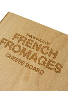 Atypyk - French Fromages Cheese Board - Home