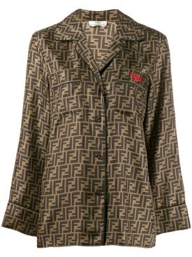 motif pattern shirt