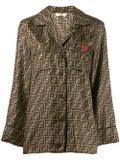Fendi - Motif Pattern Shirt - Women