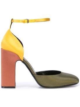 Loren Ankle Strap Pump MULTICOLOR