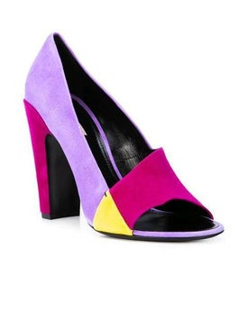 Fabrizio Viti - Colour Block Sandals - High Sandals