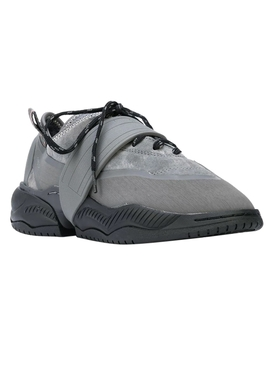 X OAMC Grey Type O-1 Sneakers