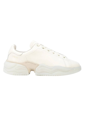 X OAMC White Type O-2 Sneakers