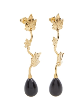 Vitis Noir Earrings