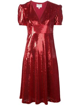 Hvn - Paula Sequin Dress - Women