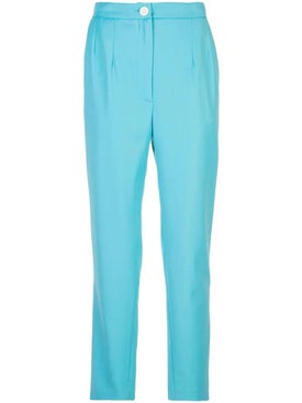 Natasha Zinko - Cropped Wool Trousers - Women