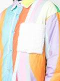 Natasha Zinko - Rainbow Teddy Jacket - Women