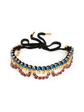 Area - Scalloped Choker Multicolor - Women