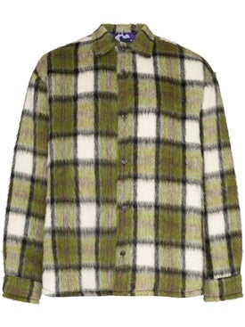 Duo - Oversized Checked Shirt - Men